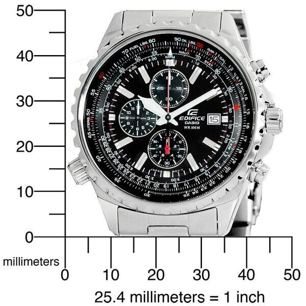 Часы CASIO EDIFICE EF-527D-1AVEF-3