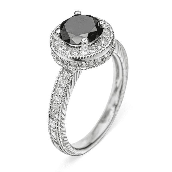 Кольца с бриллиантами купить в Киеве по низкой цене с доставкой в ... 66950c1f388