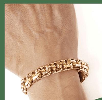 Мужские золотые браслеты каталог и цены