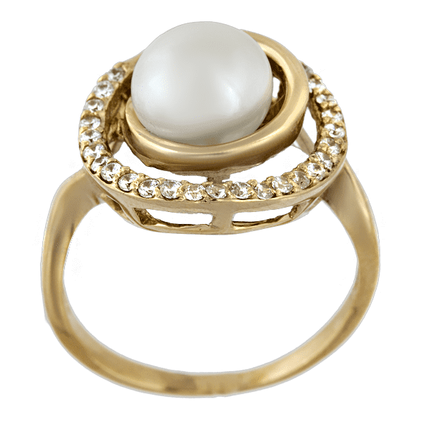 Золотые кольца в подарок свекрове